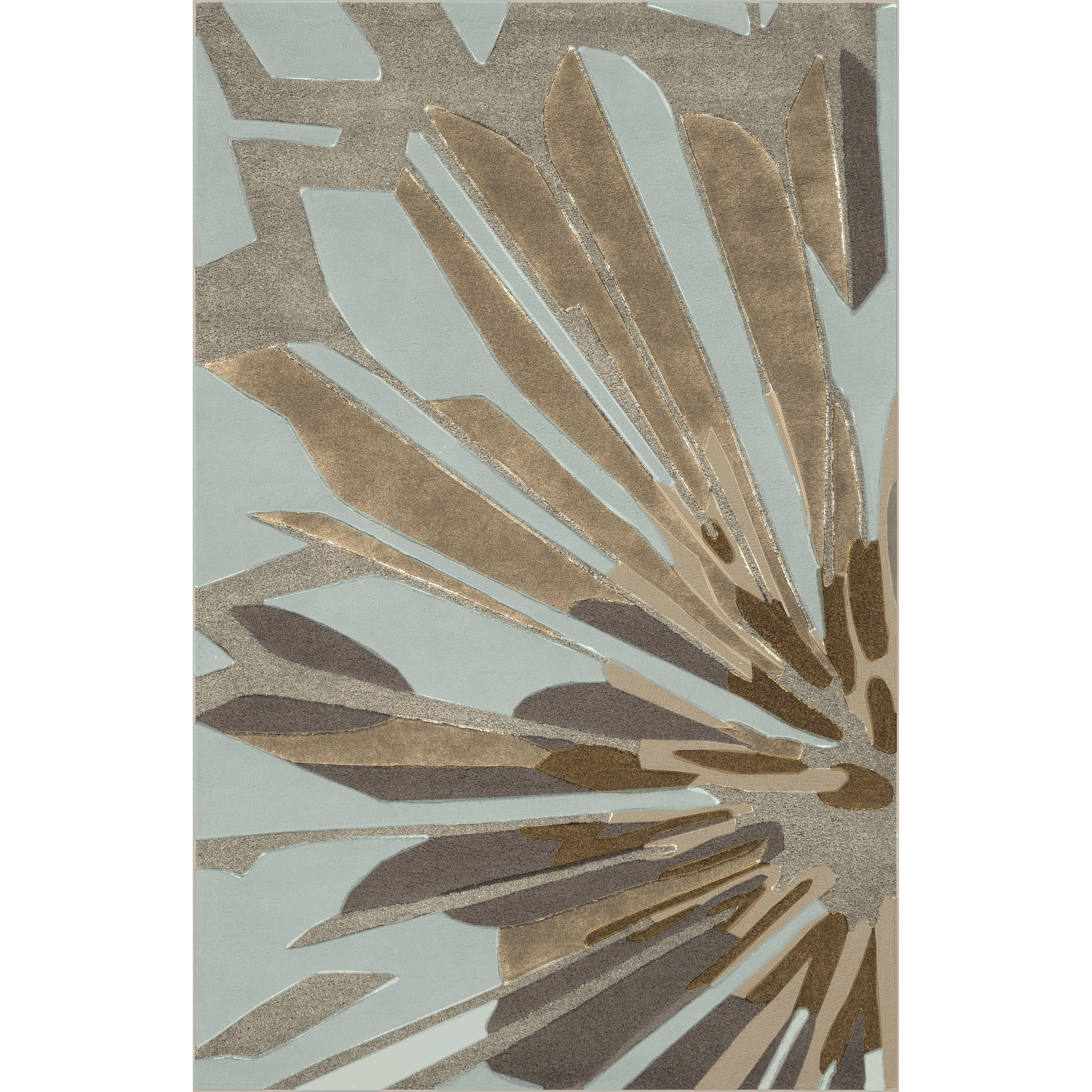 "Surya Rugs Modern Classics 3'3"" x 5'3"" - Item Number: CAN2033-3353"