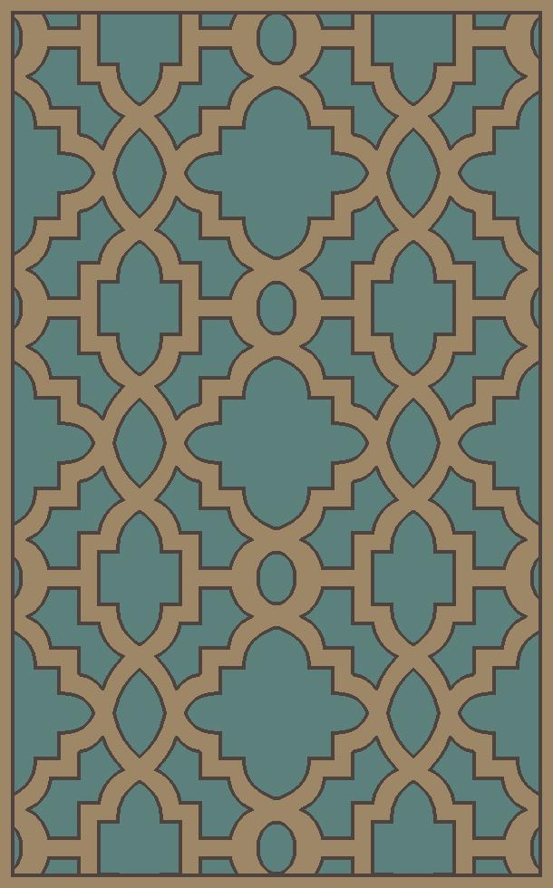 Surya Modern Classics 8' x 11' - Item Number: CAN2034-811
