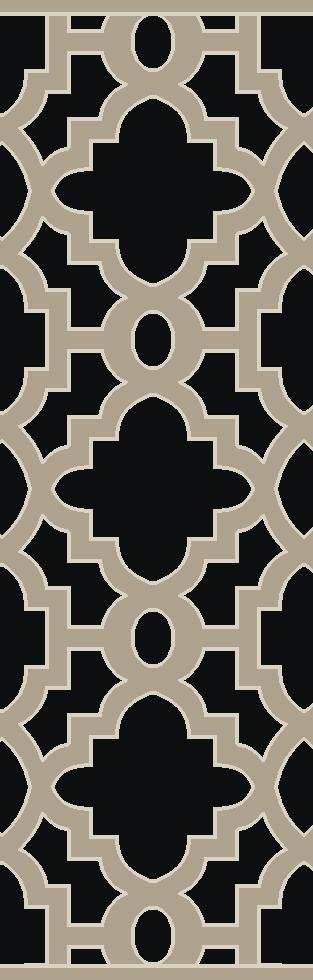 "Surya Modern Classics 2'6"" x 8' - Item Number: CAN2036-268"