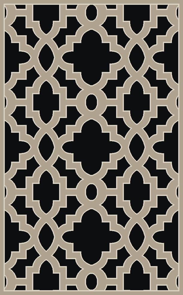 "Surya Modern Classics 3'3"" x 5'3"" - Item Number: CAN2036-3353"