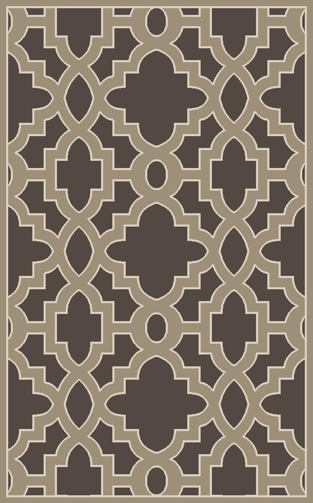 "Surya Modern Classics 3'3"" x 5'3"" - Item Number: CAN2037-3353"