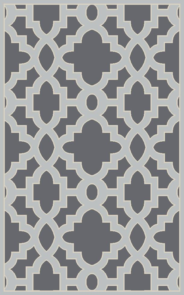 "Surya Modern Classics 3'3"" x 5'3"" - Item Number: CAN2040-3353"