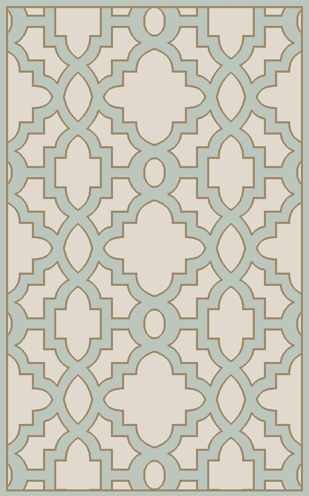 Surya Modern Classics 5' x 8' - Item Number: CAN2041-58