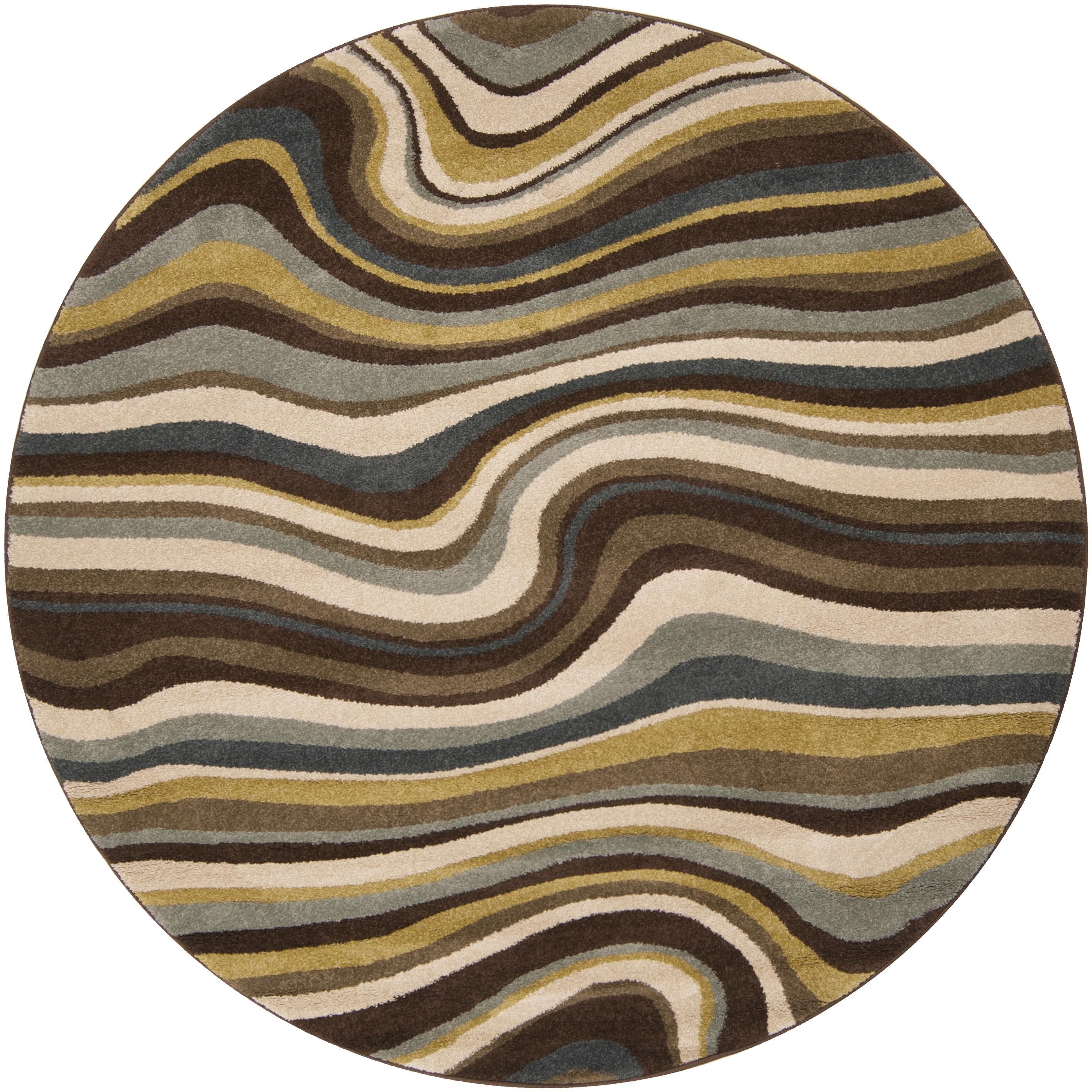 "Surya Rugs Monterey 6'7"" Round - Item Number: MTR1003-67RD"