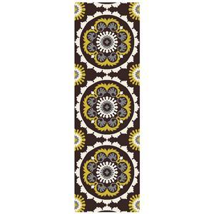 "Surya Rugs Mosaic 2'6"" x 8'"