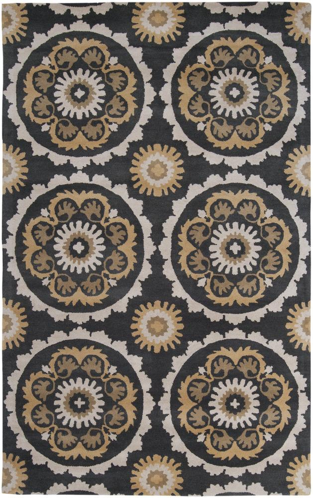 "Surya Rugs Mosaic 3'3"" x 5'3"" - Item Number: MOS1063-3353"