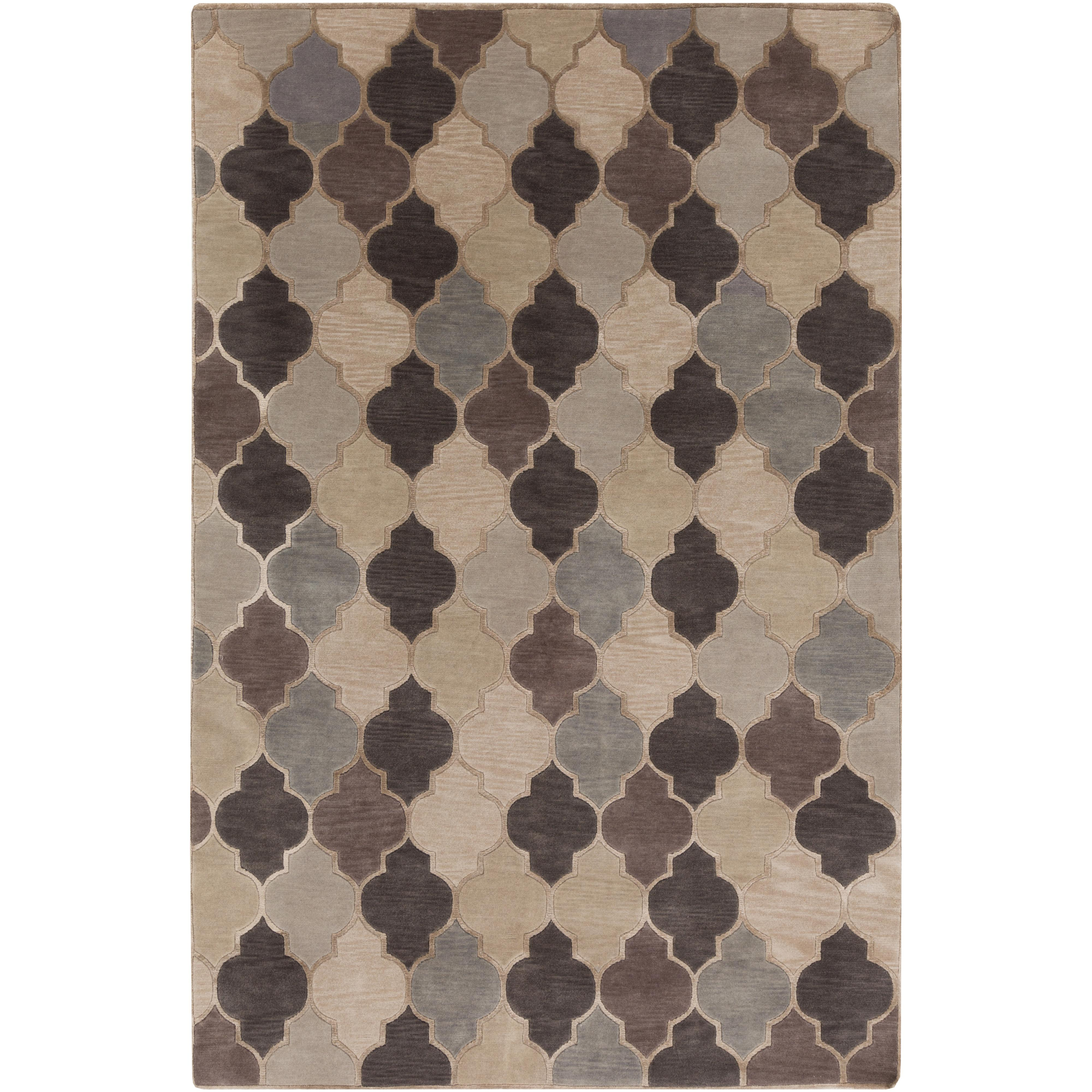 Surya Rugs Mugal 8' x 11' - Item Number: IN8616-811