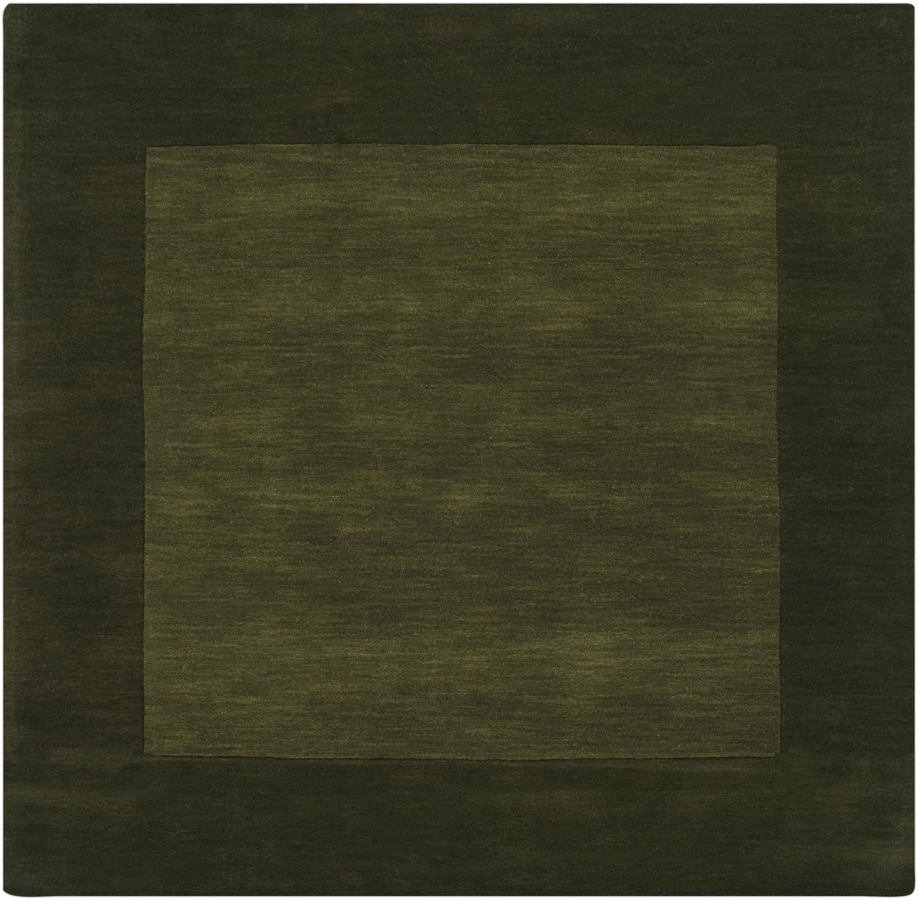 Surya Mystique 6' Square - Item Number: M315-6SQ