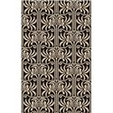 "Surya Rugs Natura 3'3"" x 5'3"" - Item Number: NAT7058-3353"