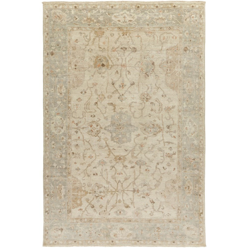 Surya Normandy 4' x 6' - Item Number: NOY8002-46