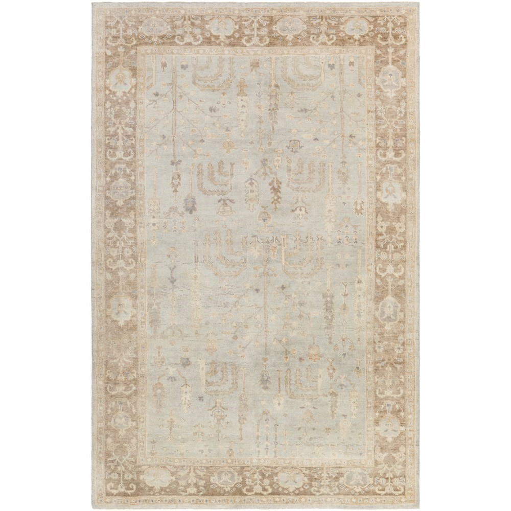 Surya Normandy 4' x 6' - Item Number: NOY8003-46