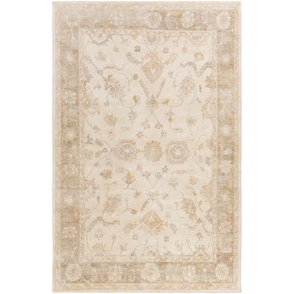 Surya Rugs Normandy 4' x 6' - Item Number: NOY8004-46