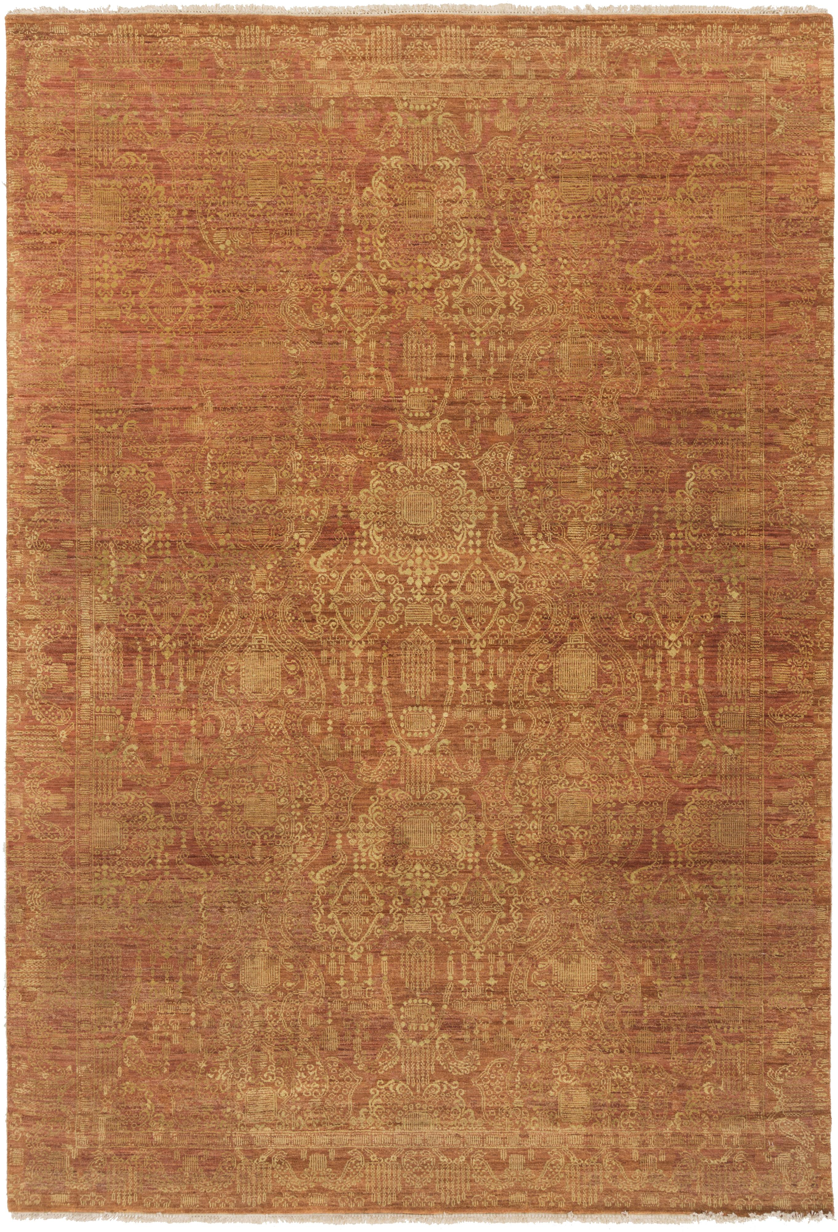 Surya Palace 8' x 10' - Item Number: PLC1002-810