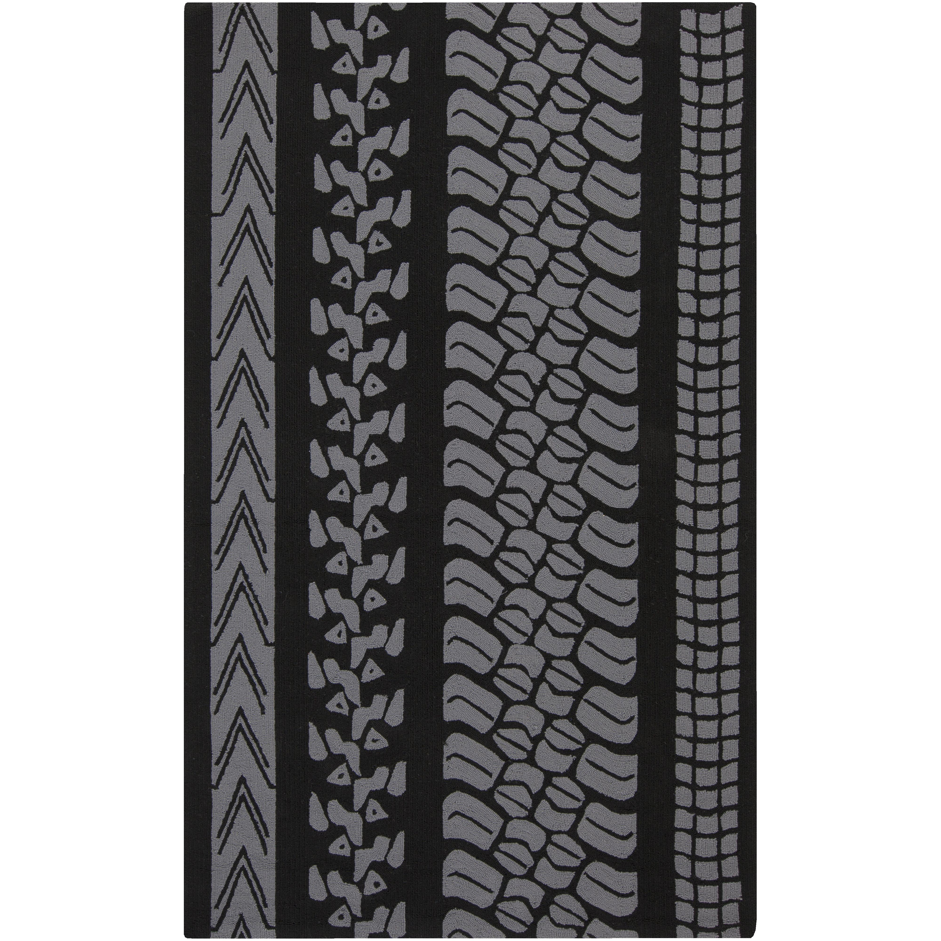 Surya Rugs Pandemonium 9' x 12' - Item Number: PDM1006-912