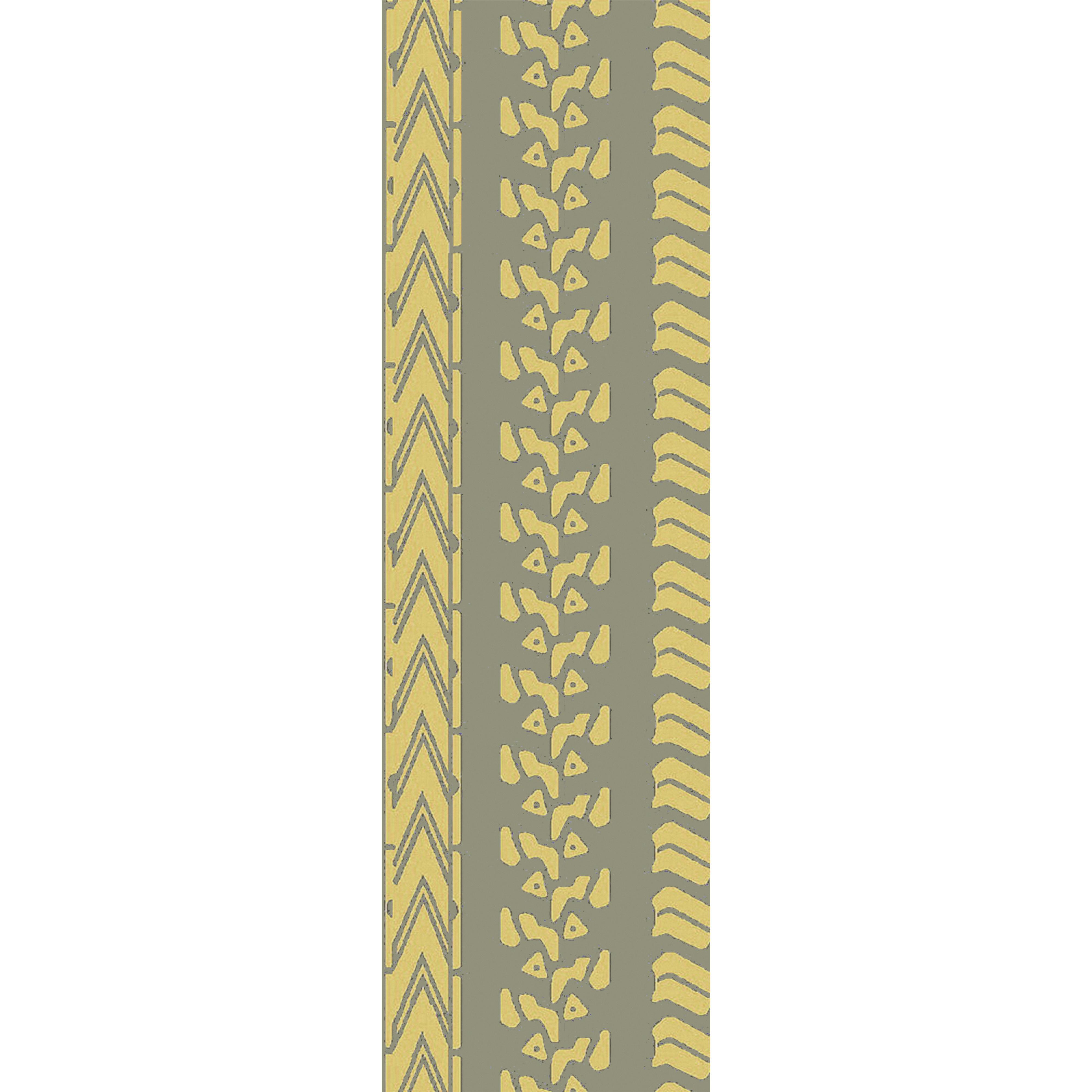 "Surya Rugs Pandemonium 2'6"" x 8' - Item Number: PDM1007-268"