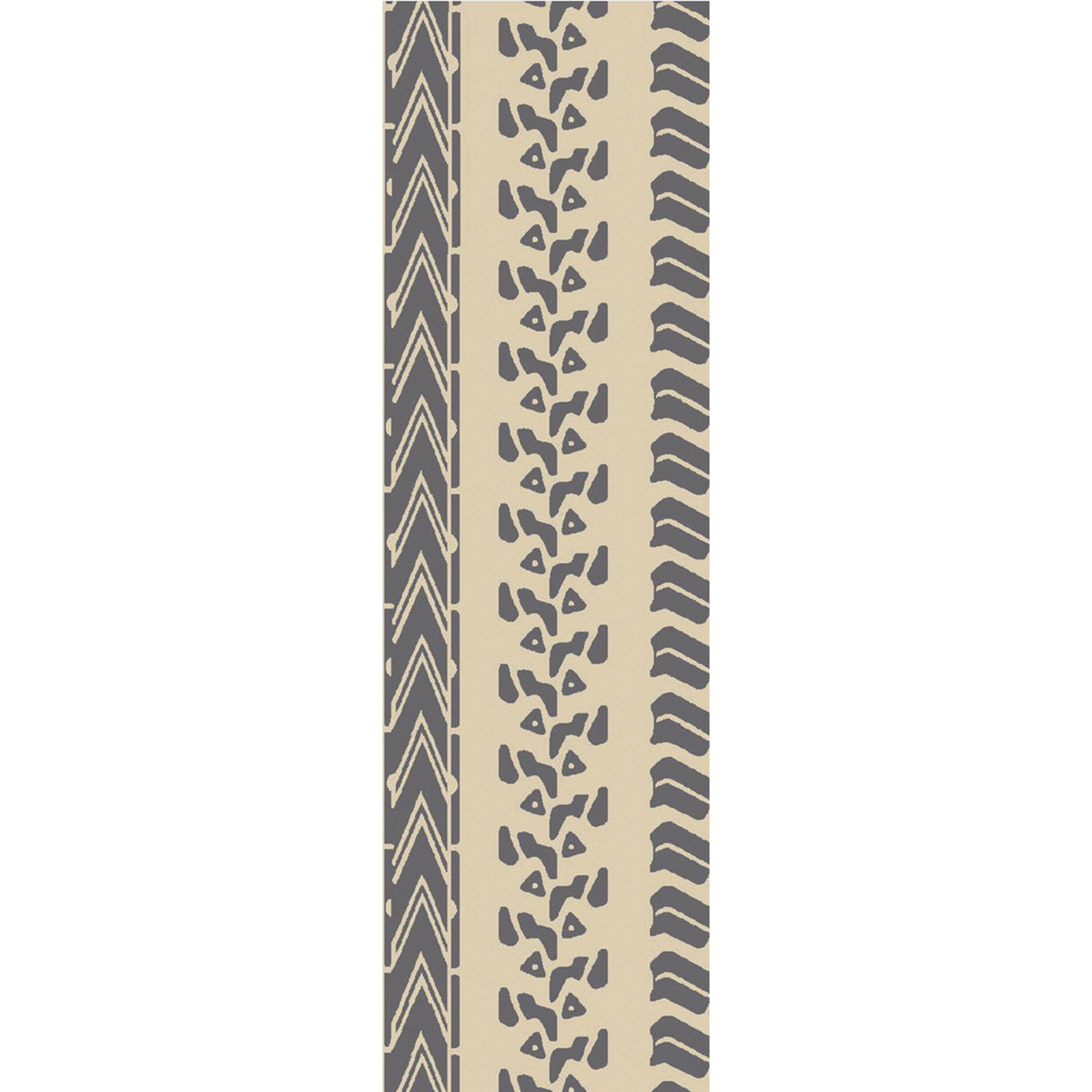 "Surya Rugs Pandemonium 2'6"" x 8' - Item Number: PDM1008-268"