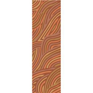"Surya Rugs Perspective 2'6"" x 8'"