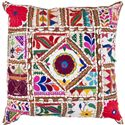 "Surya Pillows 18"" x 18"" Pillow - Item Number: AR068-1818P"