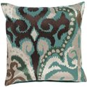 "Surya Rugs Pillows 18"" x 18"" Pillow - Item Number: AR074-1818P"