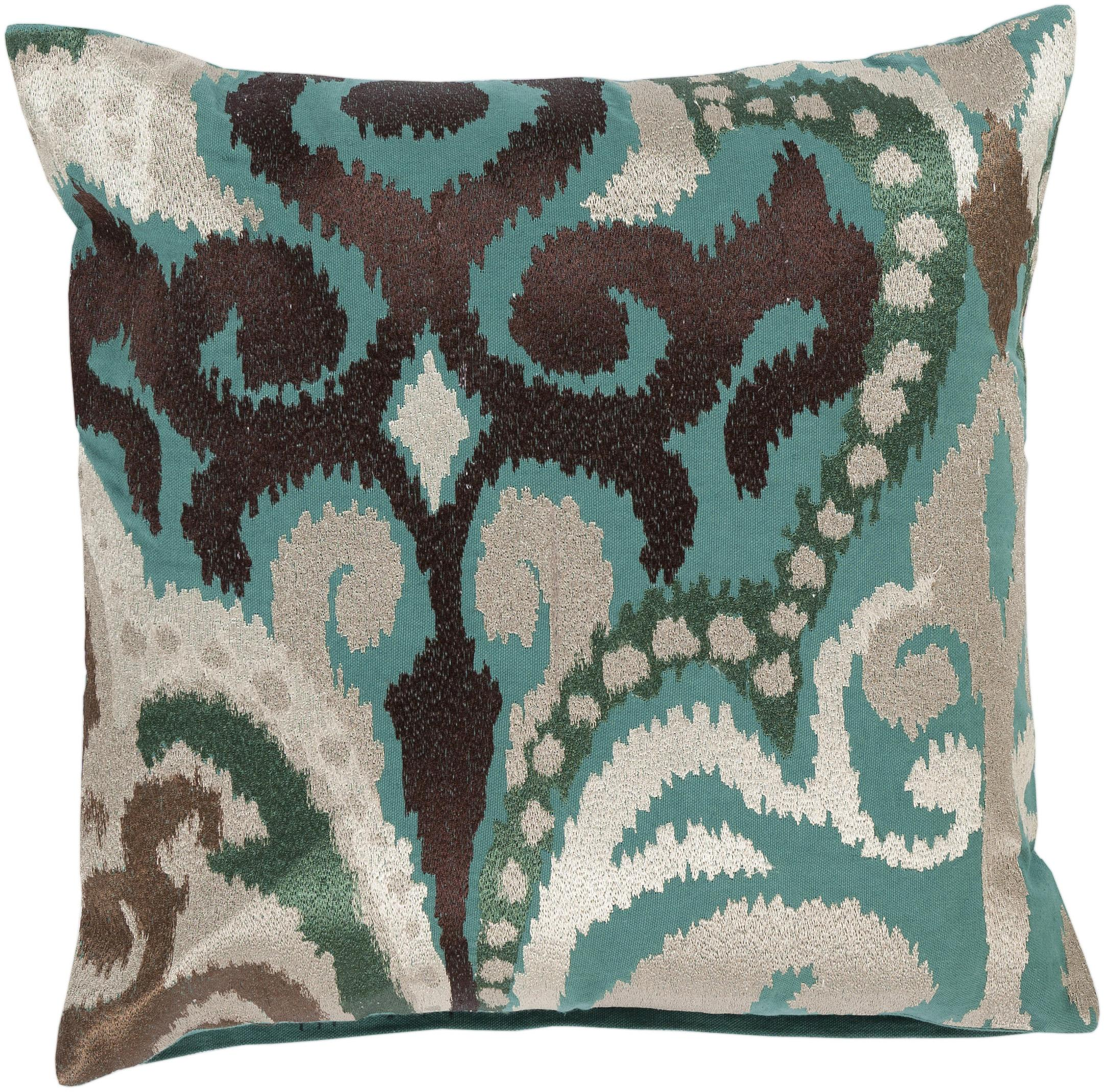 "Surya Pillows 22"" x 22"" Pillow - Item Number: AR074-2222P"