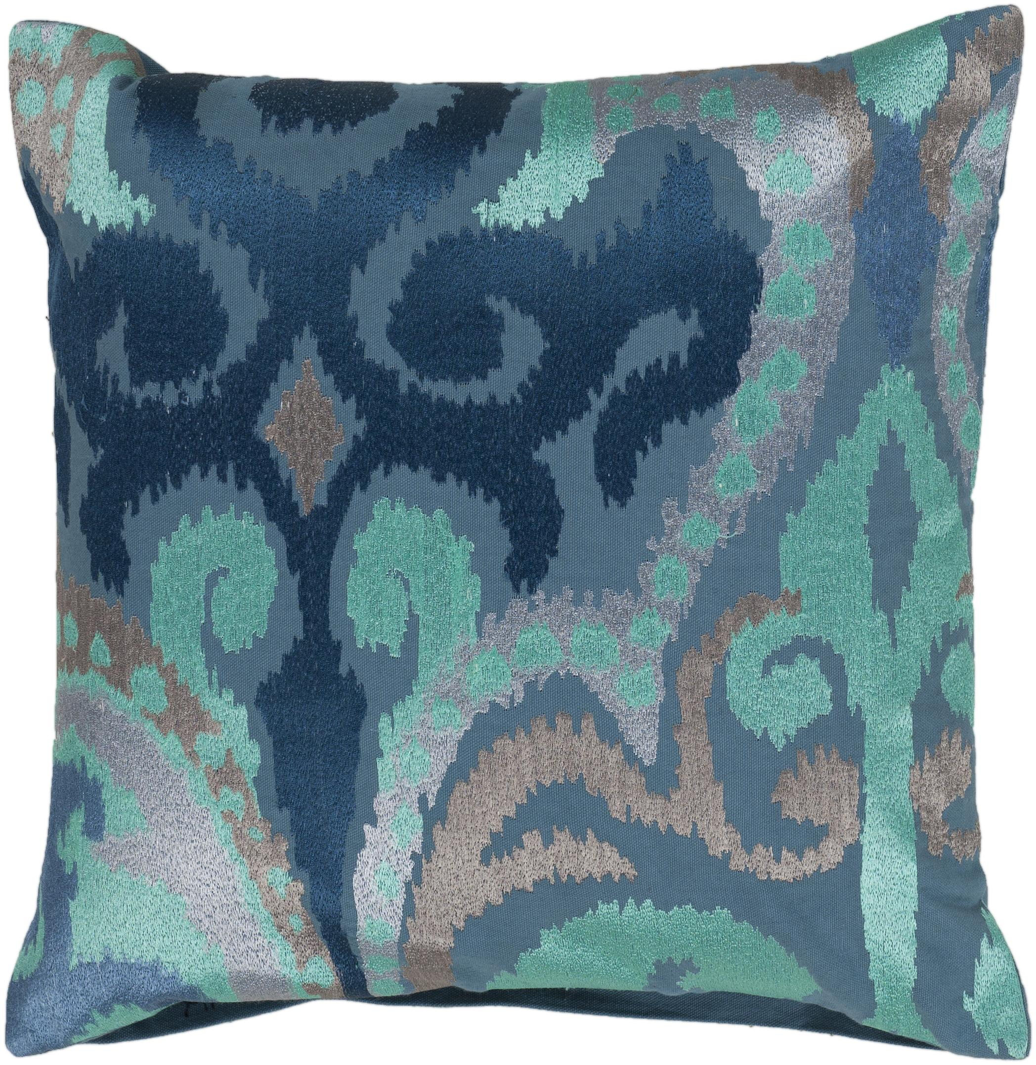 "Surya Rugs Pillows 18"" x 18"" Pillow - Item Number: AR075-1818P"
