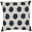 "Surya Pillows 18"" x 18"" Pillow - Item Number: AR088-1818P"
