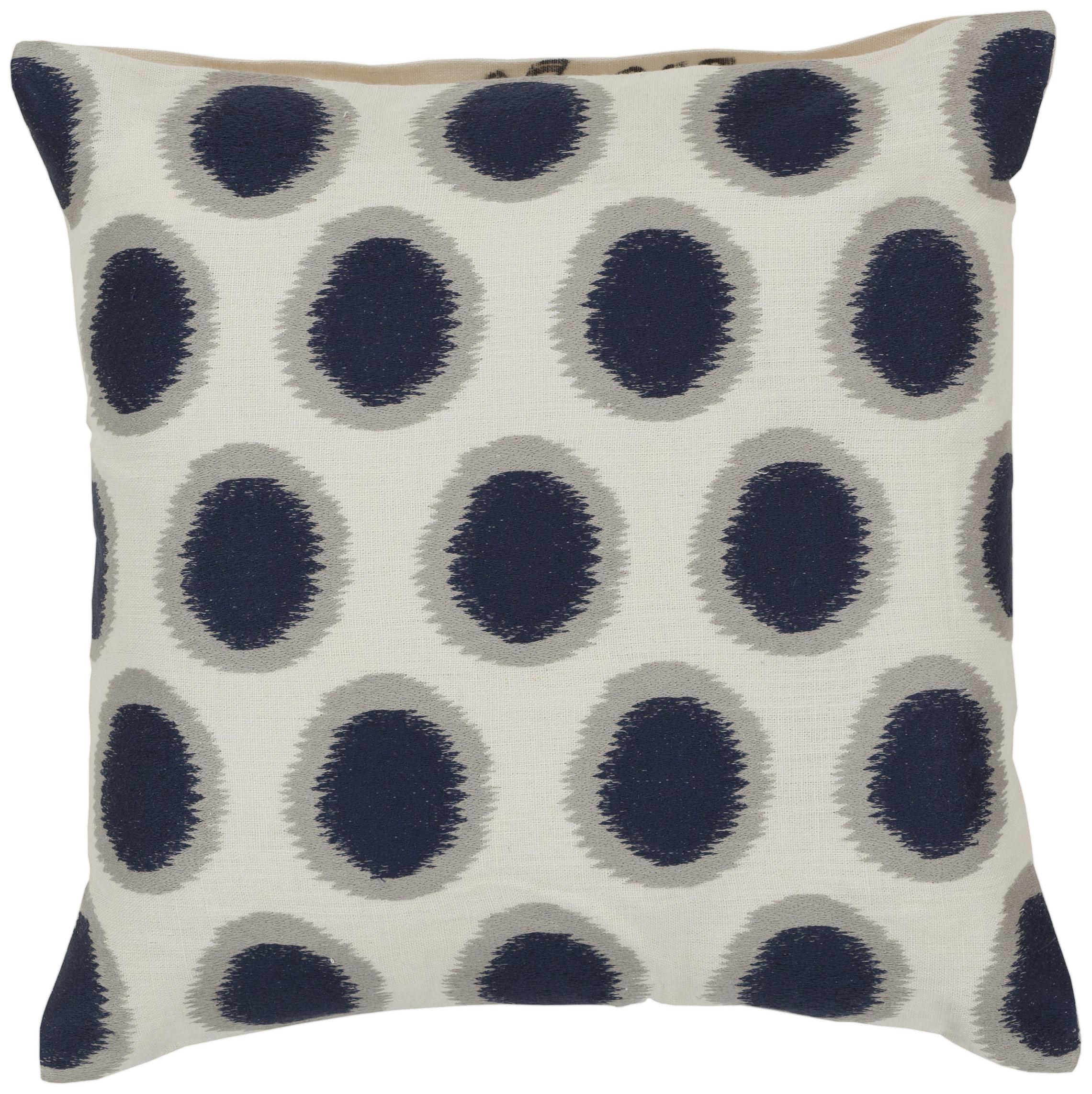 """Surya Pillows 22"""" x 22"""" Pillow - Item Number: AR088-2222P"""