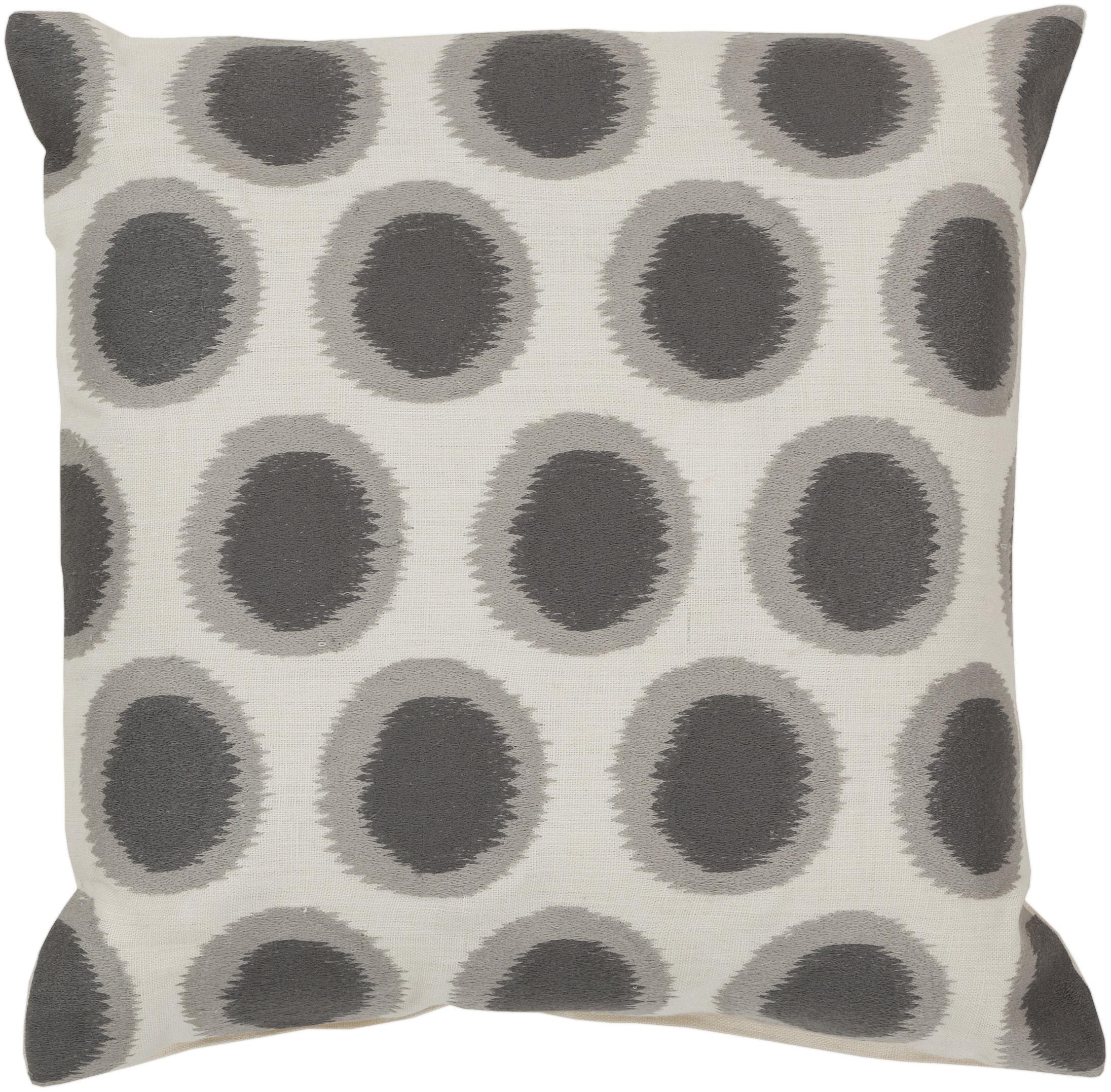 """Surya Pillows 22"""" x 22"""" Pillow - Item Number: AR090-2222P"""