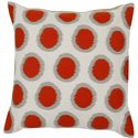 "Surya Pillows 18"" x 18"" Pillow - Item Number: AR092-1818P"
