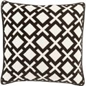 "Surya Rugs Pillows 18"" x 18"" Decorative Pillow - Item Number: AX003-1818P"