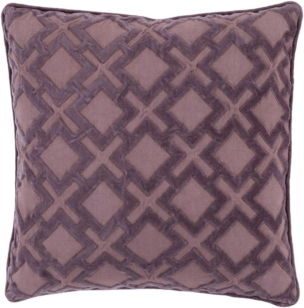 """Surya Rugs Pillows 18"""" x 18"""" Pillow - Item Number: AX004-1818P"""