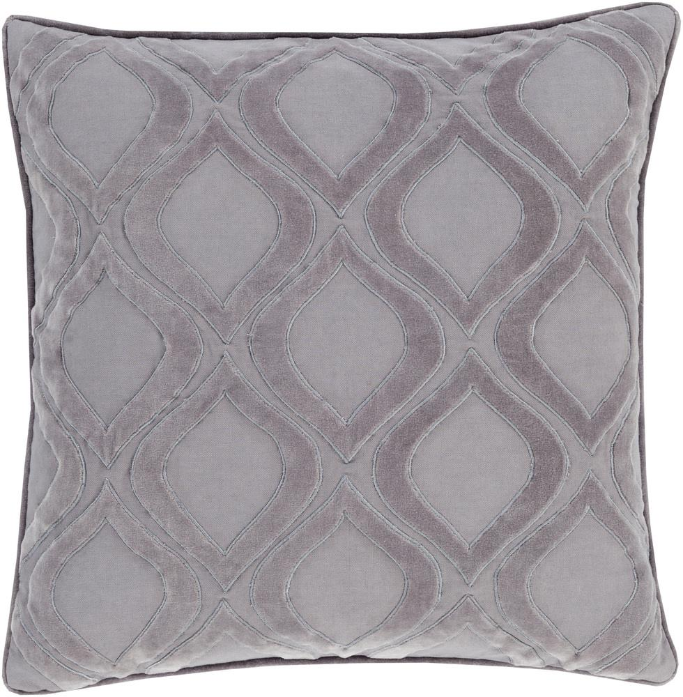 "Surya Rugs Pillows 22"" x 22"" Decorative Pillow - Item Number: AX010-2222P"