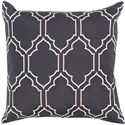 "Surya Rugs Pillows 18"" x 18"" Pillow - Item Number: BA045-1818P"