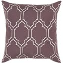 "Surya Pillows 18"" x 18"" Pillow - Item Number: BA046-1818P"