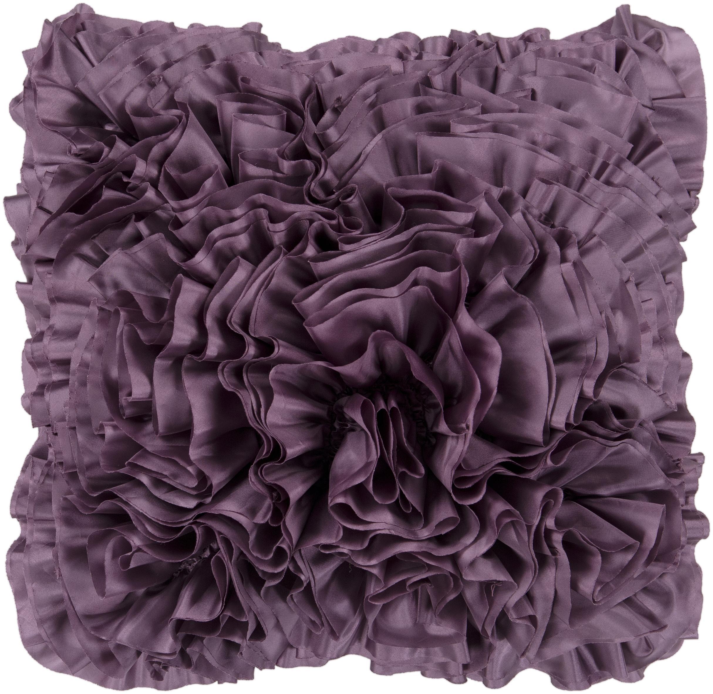 """Surya Pillows 18"""" x 18"""" Pillow - Item Number: BB035-1818P"""