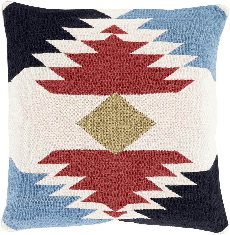 """Surya Pillows 18"""" x 18"""" Decorative Pillow - Item Number: CK001-1818P"""