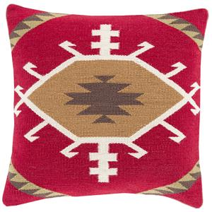 "Surya Rugs Pillows 18"" x 18"" Decorative Pillow"