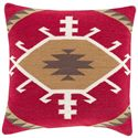 "Surya Pillows 18"" x 18"" Decorative Pillow - Item Number: CK003-1818P"