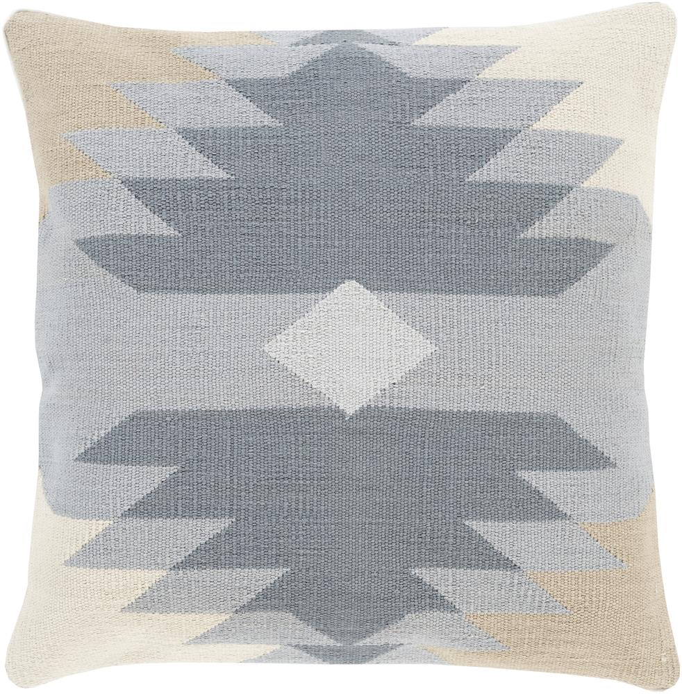 "Surya Pillows 22"" x 22"" Decorative Pillow - Item Number: CK005-2222P"