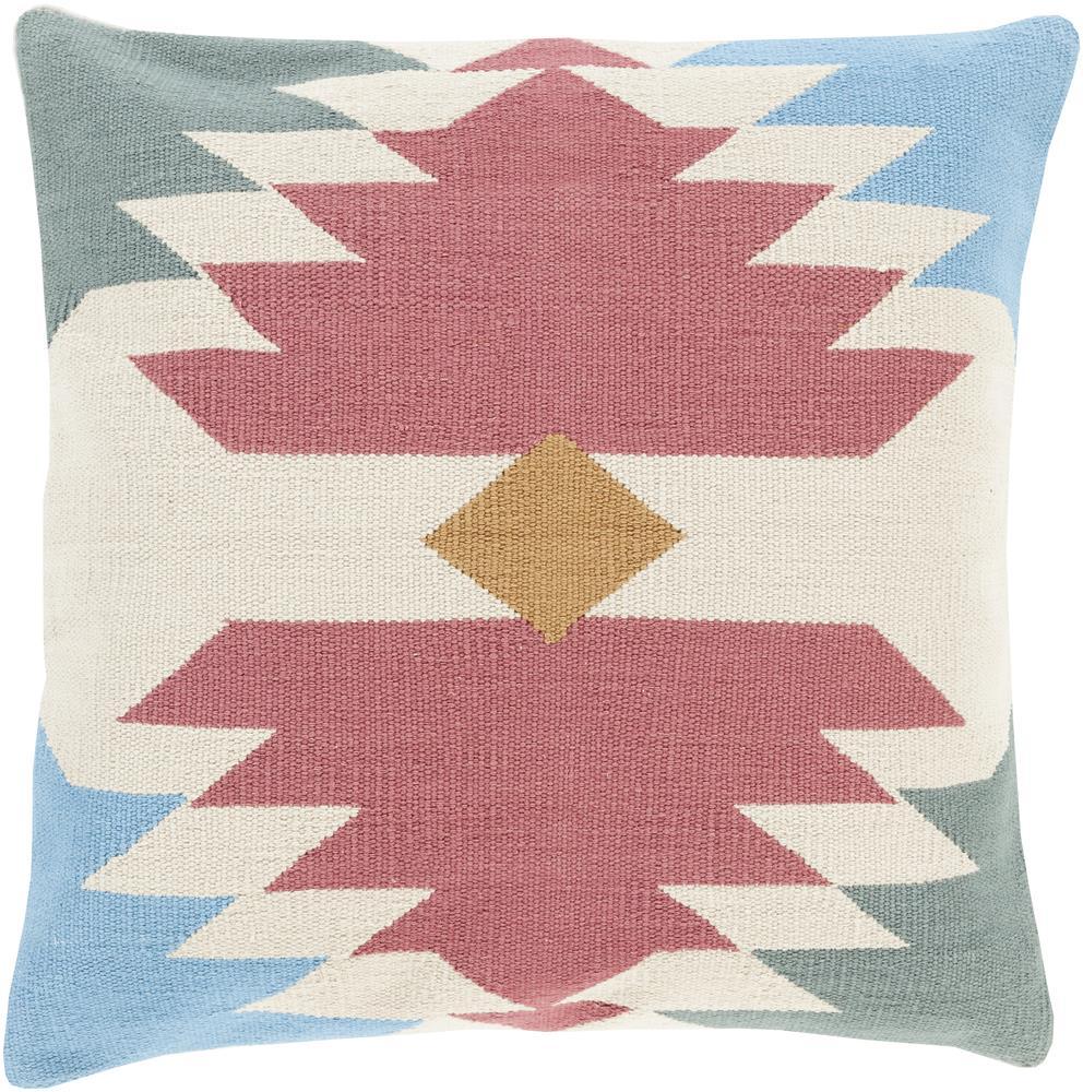"""Surya Pillows 18"""" x 18"""" Decorative Pillow - Item Number: CK007-1818P"""