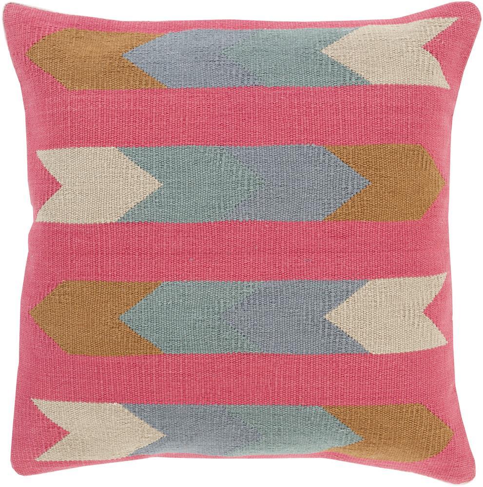 """Surya Pillows 18"""" x 18"""" Decorative Pillow - Item Number: CK009-1818P"""