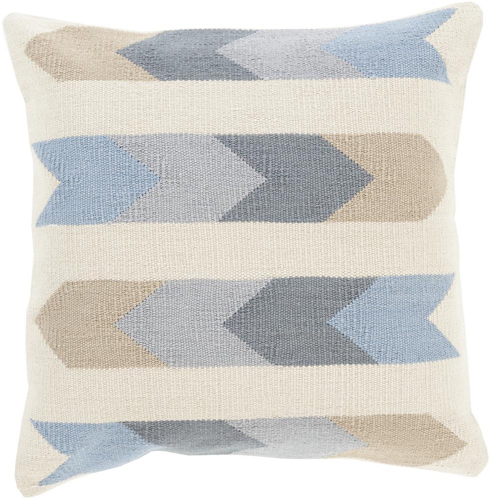 """Surya Pillows 20"""" x 20"""" Decorative Pillow - Item Number: CK011-2020P"""