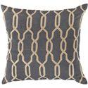 """Surya Pillows 18"""" x 18"""" Pillow - Item Number: COM001-1818P"""