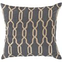 "Surya Rugs Pillows 22"" x 22"" Pillow - Item Number: COM001-2222P"