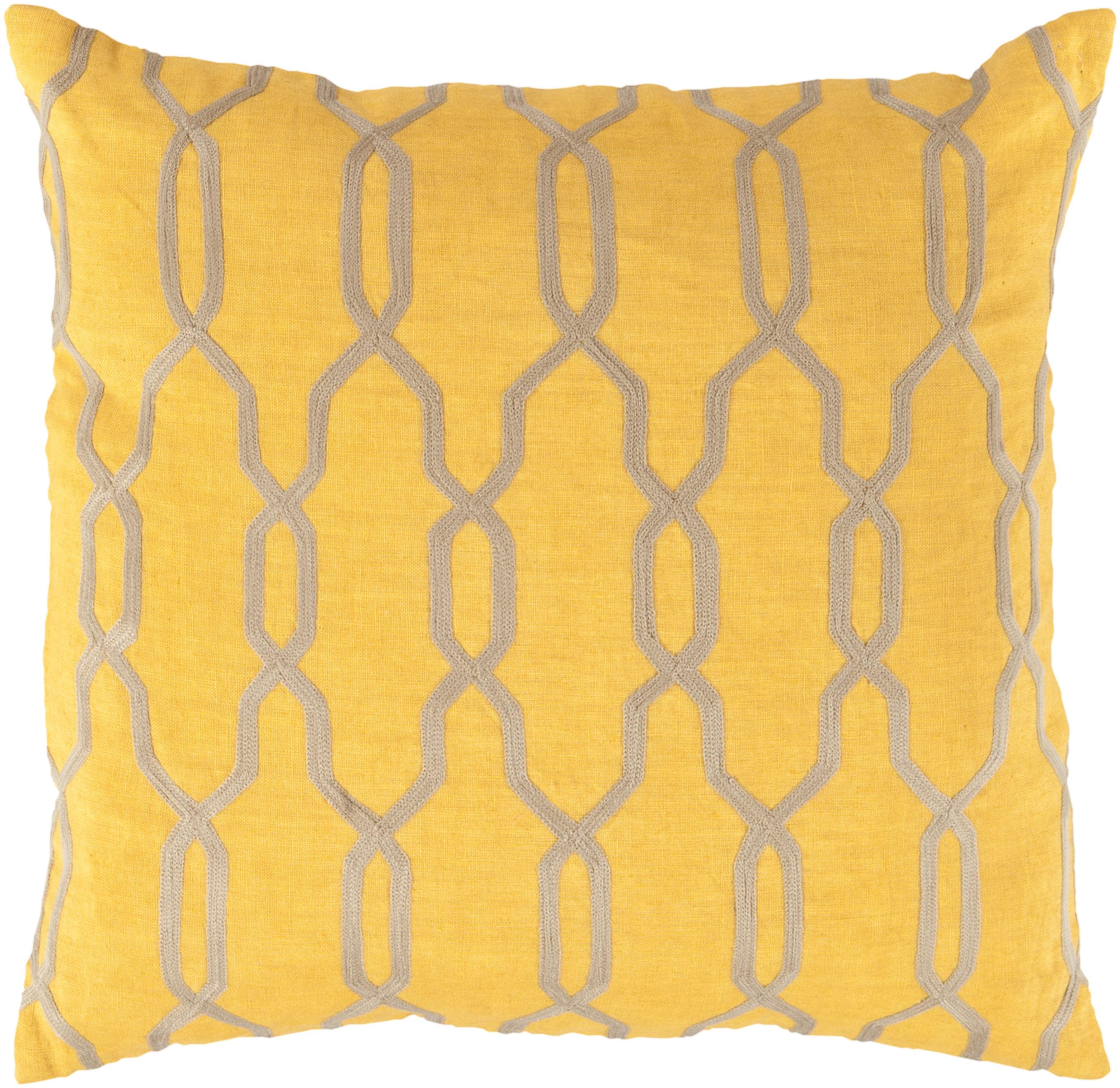 "Surya Pillows 18"" x 18"" Pillow - Item Number: COM004-1818P"