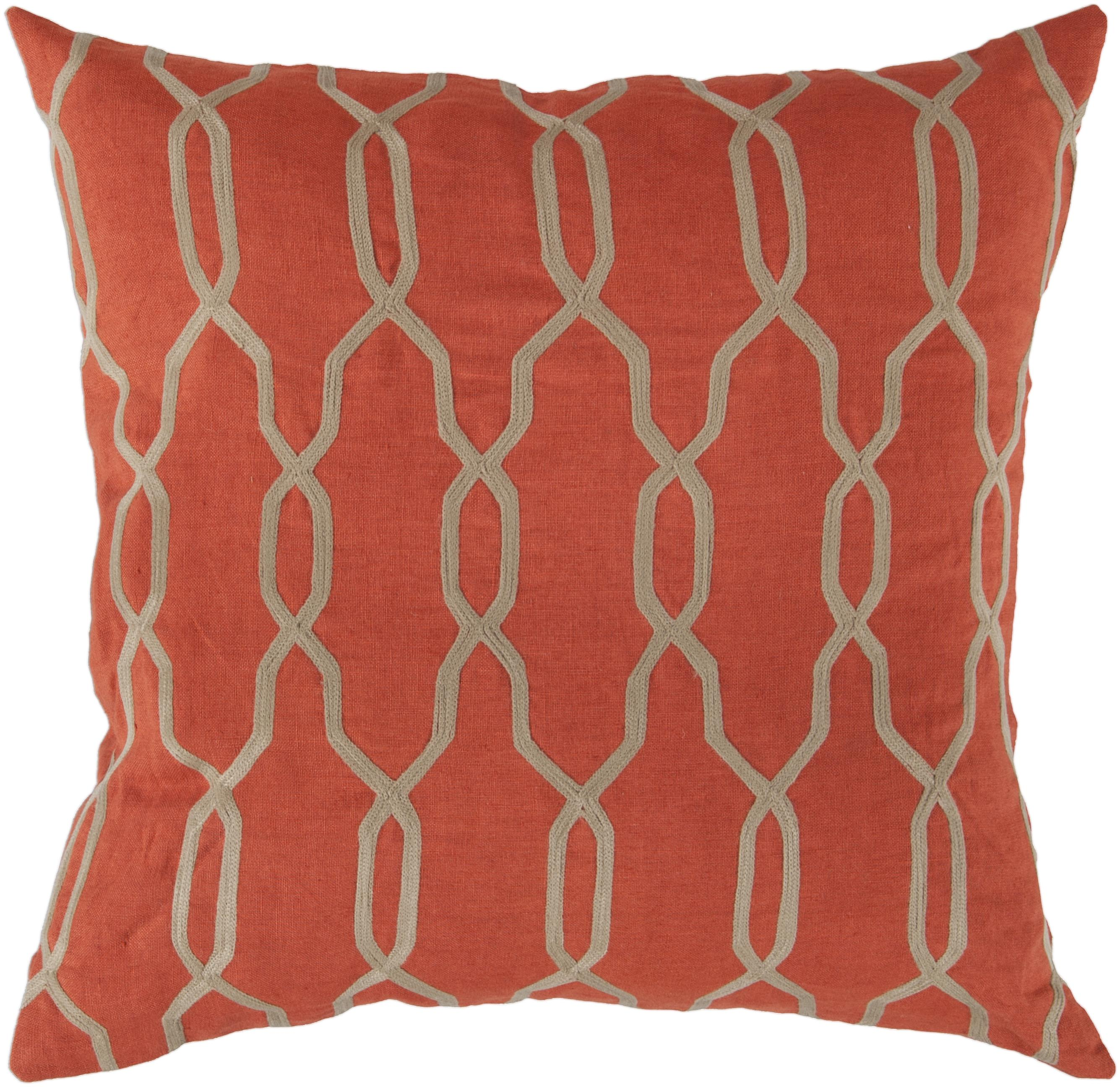 "Surya Pillows 18"" x 18"" Pillow - Item Number: COM005-1818P"