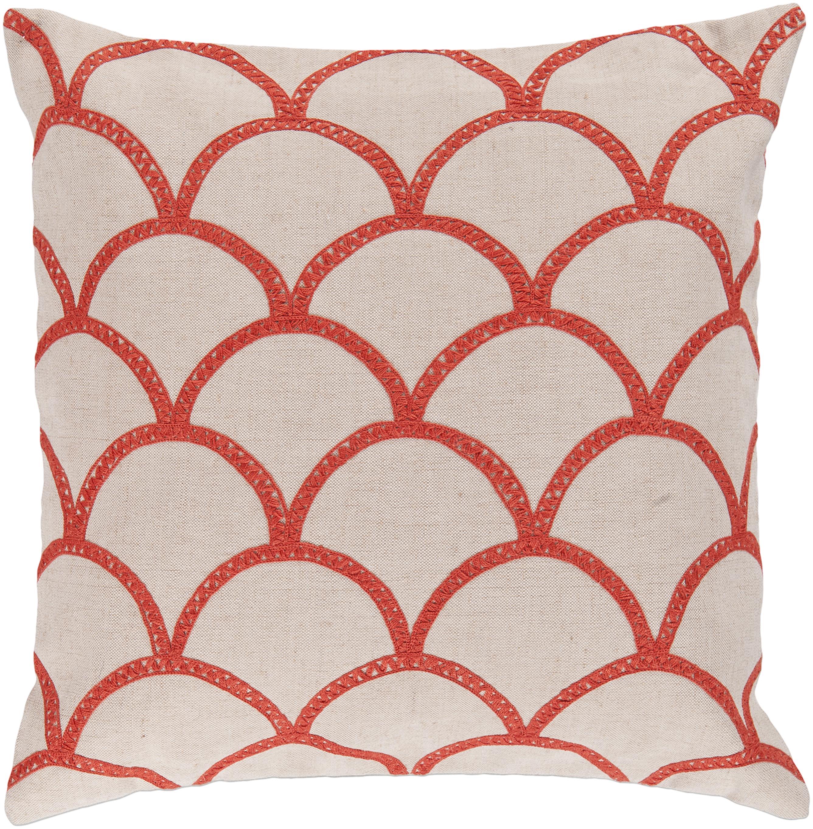 """Surya Pillows 22"""" x 22"""" Pillow - Item Number: COM009-2222P"""