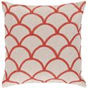 "Surya Pillows 22"" x 22"" Pillow - Item Number: COM009-2222P"
