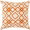 "Surya Rugs Pillows 22"" x 22"" Pillow - Item Number: COM015-2222P"