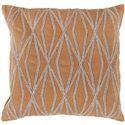 """Surya Pillows 18"""" x 18"""" Pillow - Item Number: COM024-1818P"""